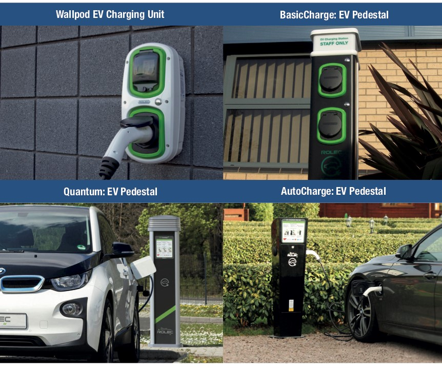 EVC Electric Vehicle Charging services in Coalville, Ashby de la Zouch, Leicestershire, Midlands