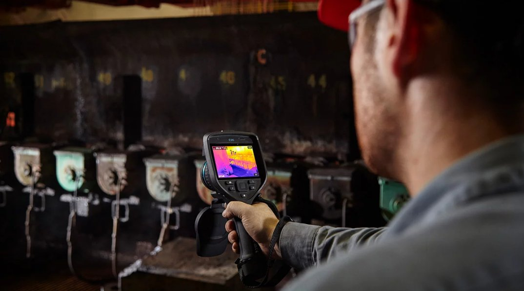 Thermal Imaging services in Coalville, Ashby, Leicestershire, Midlands