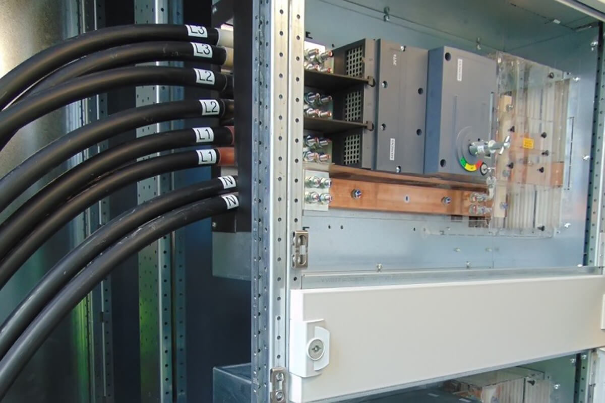 D&B Electrical. Fuse Board Upgrade - T S Bloor & Sons, photo #3